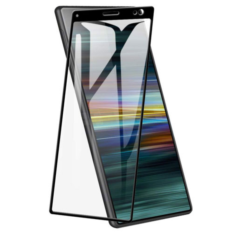 Folie sticla Sony Xperia 10 Plus, Folii Sony - TemperedGlass.ro