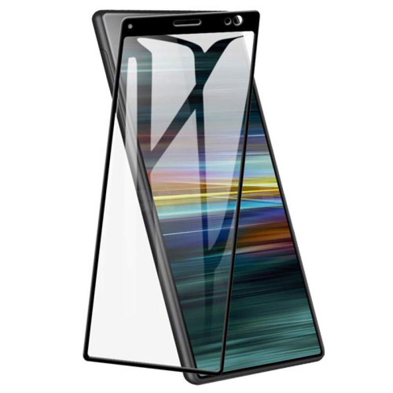 Folie sticla Sony Xperia 10, Folii Sony - TemperedGlass.ro