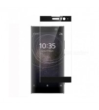 Folie sticla securizata tempered glass Sony Xperia XA 2, Black