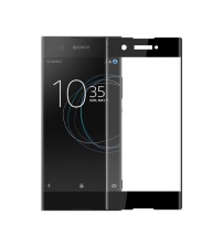 Folie sticla securizata tempered glass Sony Xperia XA1 Ultra Black