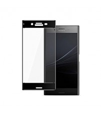 Folie sticla securizata tempered glass Sony Xperia XZ1 Compact Black