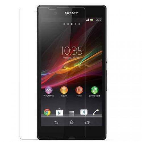 Folie sticla Sony Xperia Z, Folii Sony - TemperedGlass.ro