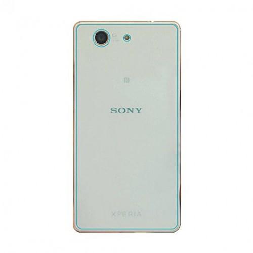 Folie sticla Sony Xperia Z3 compact spate, Folii Sony - TemperedGlass.ro