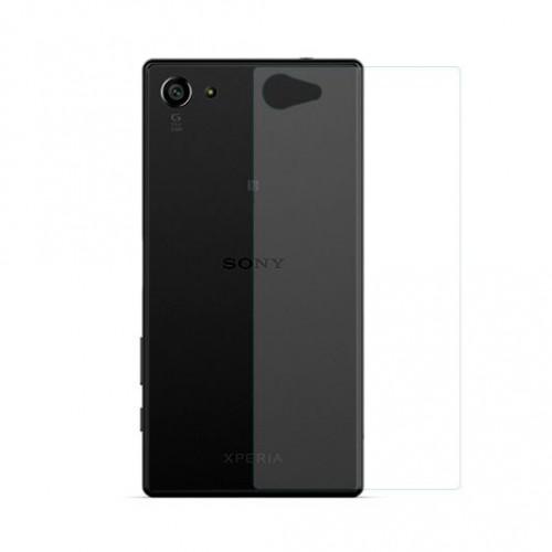 Folie sticla Sony Xperia Z5 Compact spate, Folii Sony - TemperedGlass.ro