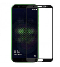 Folie sticla securizata tempered glass Xiaomi Black Shark, Black