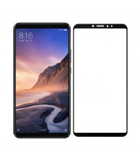 Folie sticla securizata tempered glass Xiaomi Max 3, Black