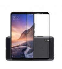Folie sticla securizata tempered glass Xiaomi Max 3 Pro, Black