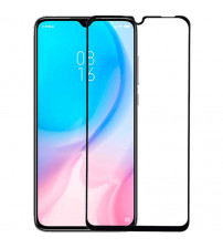 Folie sticla securizata tempered glass Xiaomi Mi 9 Lite, Black