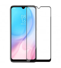 Folie sticla securizata tempered glass Xiaomi Mi A3, Black
