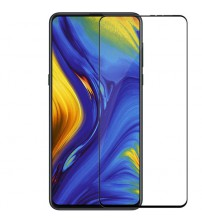 Folie sticla securizata tempered glass Xiaomi Mi Mix 3, Black
