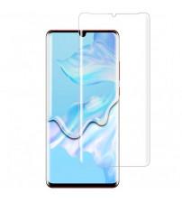Folie sticla securizata tempered glass Xiaomi Mi Note 10, Full Glue UV