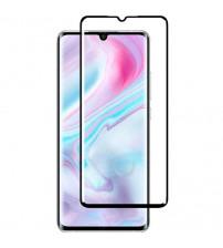 Folie sticla securizata tempered glass Xiaomi Mi Note 10 Lite 3D Black