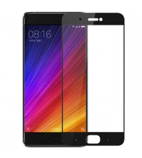 Folie sticla securizata tempered glass Xiaomi Mi5, Black