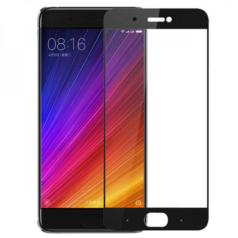 Folie sticla Xiaomi Mi5 Black, Folii Xiaomi - TemperedGlass.ro