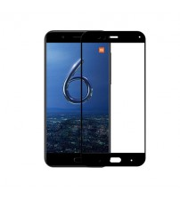 Folie sticla securizata tempered glass Xiaomi Mi6 Full Black