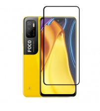 Folie sticla securizata tempered glass Xiaomi Poco M3 Pro, Black