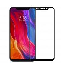 Folie sticla securizata tempered glass Xiaomi Pocophone F1, Black