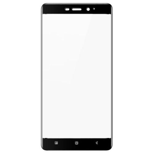 Folie sticla Xiaomi Redmi 4 Prime, Black - TemperedGlass.ro
