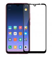 Folie sticla securizata tempered glass Xiaomi Redmi Note 7, Black