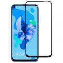 Folie sticla securizata tempered glass Xiaomi Redmi Note 9, Black