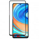 Folie sticla securizata tempered glass Xiaomi Redmi Note 9 Pro, Black