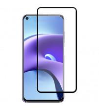 Folie sticla securizata tempered glass Xiaomi Redmi Note 9T, Black