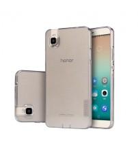 Husa de protectie Slim TPU pentru Huawei Honor 7i, Transparenta