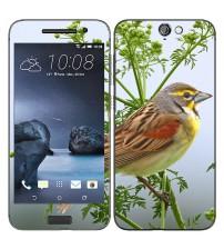 Skin cu aspect modern pentru HTC One A9 - Bird