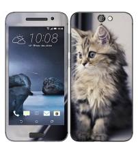 Skin cu aspect modern pentru HTC One A9 - Cat