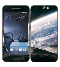 Skin cu aspect modern pentru HTC One A9 - Earth