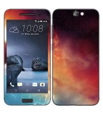 Skin cu aspect modern pentru HTC One A9 - Galaxy
