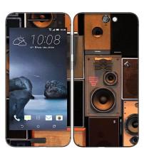 Skin cu aspect modern pentru HTC One A9 - Music