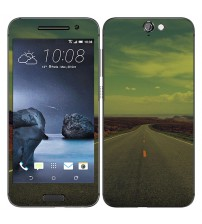 Skin cu aspect modern pentru HTC One A9 - Road