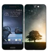 Skin cu aspect modern pentru HTC One A9 - Stars