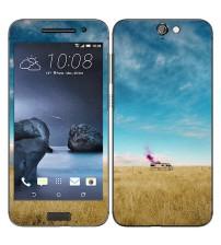 Skin cu aspect modern pentru HTC One A9 - Travel