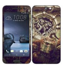 Skin cu aspect modern pentru HTC One A9 - Under