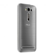 Husa Asus Zenfone 2 Laser ZE500KL Slim TPU, Transparenta