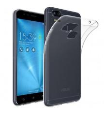 Husa Asus Zenfone 3 Zoom ZE553KL Slim TPU, Transparenta