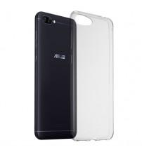 Husa Asus Zenfone 4 Max ZC520KL Slim TPU, Transparenta