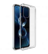 Husa Asus Zenfone 8 Slim TPU, Transparenta