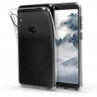Husa Asus Zenfone Max Pro ZB602KL Slim TPU, Transparenta
