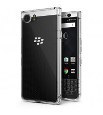Husa Blackberry KeyOne Slim TPU, Transparenta