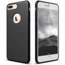 Husa de protectie moale Ultra SLIM iPhone 7 Plus, Black