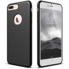 Husa de protectie moale Ultra SLIM iPhone 7, Black