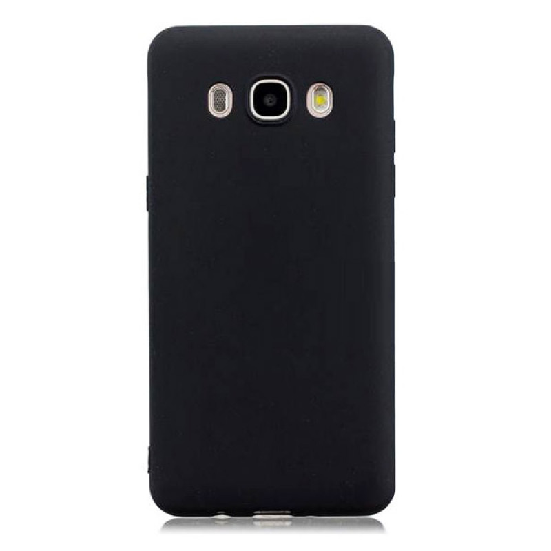 Husa de protectie moale Ultra SLIM Samsung Galaxy J5 2016, Black