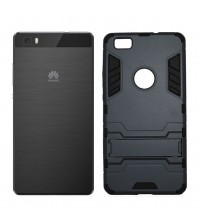 Husa de protectie rigida pentru Huawei P8 Lite, Dark Blue