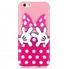 Husa de protectie rigidă pentru iPhone 6 / 6S, Minnie