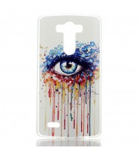 Husa de protectie rigida pentru LG G3,  Eye