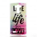 Husa de protectie rigida pentru LG G3,  Live