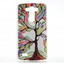 Husa de protectie rigida pentru LG G3,  Tree